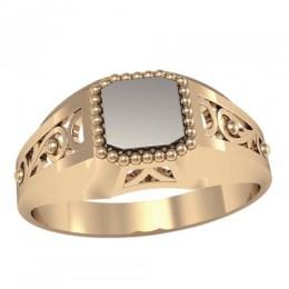 Мужское кольцо 3053