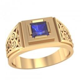 Мужское кольцо 3055