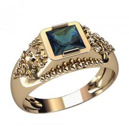 Мужское кольцо 3056