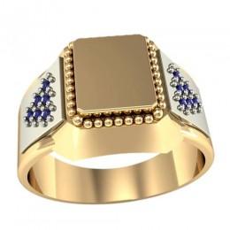 Мужское кольцо 3057