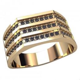 Мужское кольцо 3062