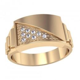 Мужское кольцо 3072