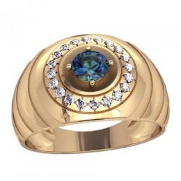 Мужское кольцо 3073