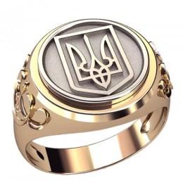 Мужское кольцо 3074