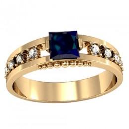 Мужское кольцо 3077