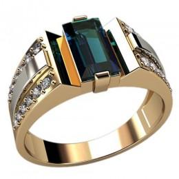 Мужское кольцо 3079