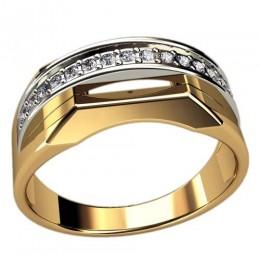 Мужское кольцо 3080