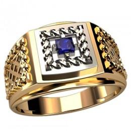 Мужское кольцо 3084