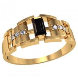Мужское кольцо 3087