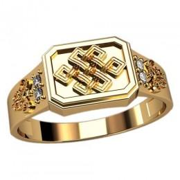 Мужское кольцо 3094