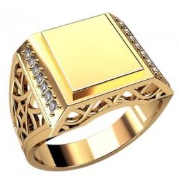 Мужское кольцо 3101
