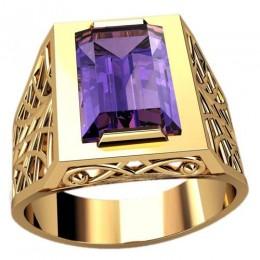 Мужское кольцо 3103