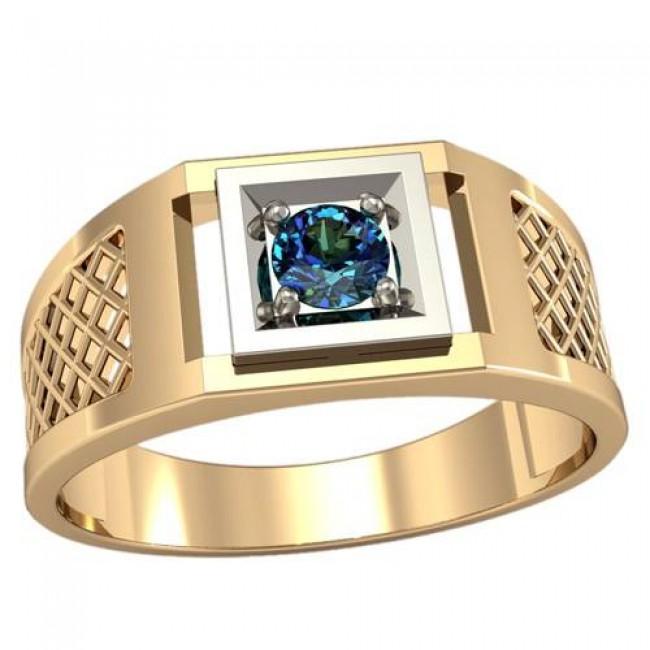 Мужское кольцо 3106