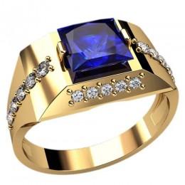 Мужское кольцо 3108