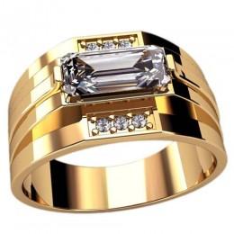 Мужское кольцо 3110