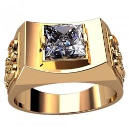 Мужское кольцо 3111