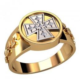 Мужское кольцо 3113