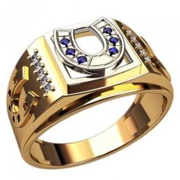 Мужское кольцо 3118