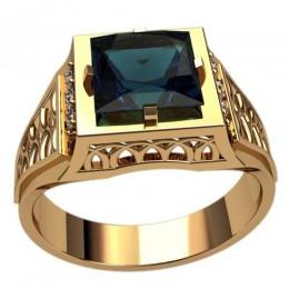 Мужское кольцо 3120