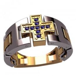 Мужское кольцо 3122