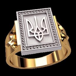 Мужское кольцо 3126