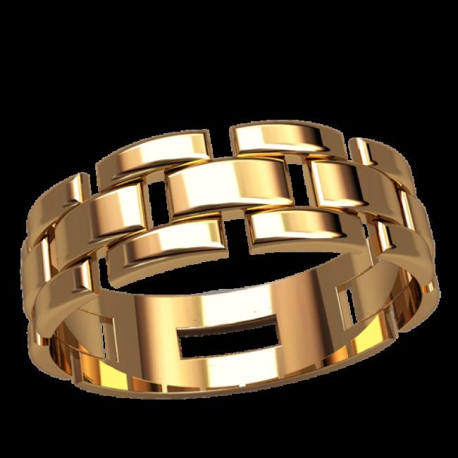 Мужское кольцо 3127