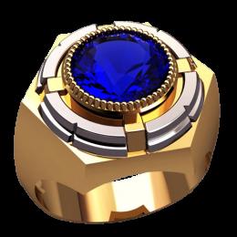 Мужское кольцо 3131