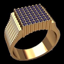 Мужское кольцо 3133