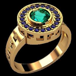 Мужское кольцо 3137