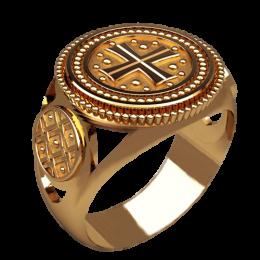 Мужское кольцо 3140