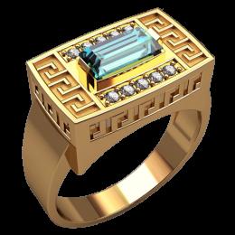 Мужское кольцо 3145