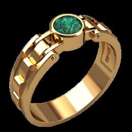 Мужское кольцо 3156