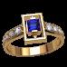 Мужское кольцо 3158