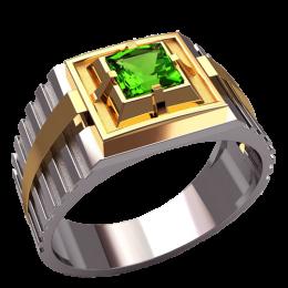 Мужское кольцо 3159