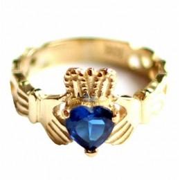 Кладдахское кольцо для помолвки