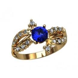 Женское кольцо 2321
