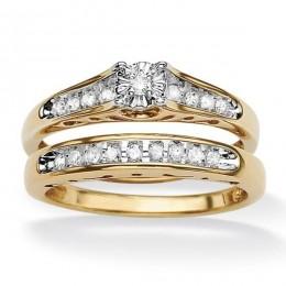 Isabella bridal set (Набор колец невесты)