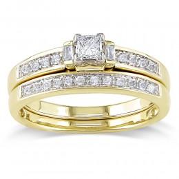 Mia bridal set (Набор колец невесты)
