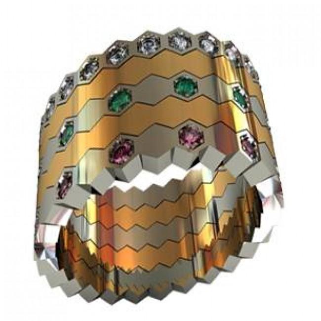 Женский перстень 000150