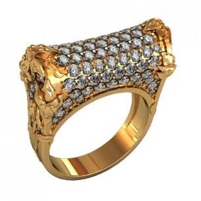 Женский перстень 000170