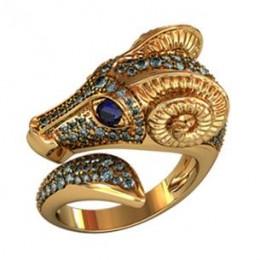 Женский перстень 000180