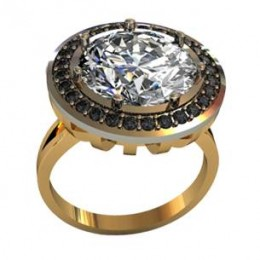 Женский перстень 000870