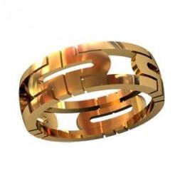 Мужское авторское кольцо 001130