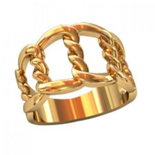 Мужское авторское кольцо 001150