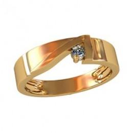 Мужское авторское кольцо 001180