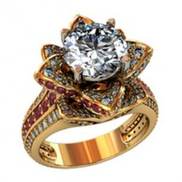 Женский перстень 001250