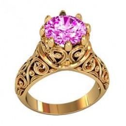 Женский перстень 001480