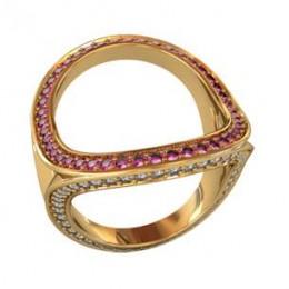 Женский перстень 001490