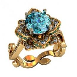 Женский перстень 001500