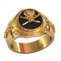 Мужское авторское кольцо 001540